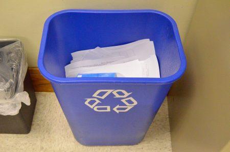 いらないものはリサイクル