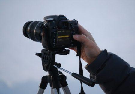 履歴書の写真撮影